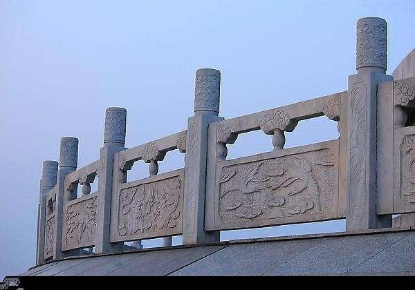 铸造石栏杆有着那些不能够替代的优势呢