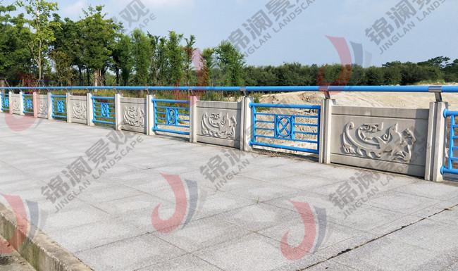 桥梁栏杆可分为那几个类型