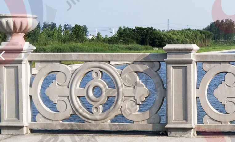 桥梁栏杆栏杆安装