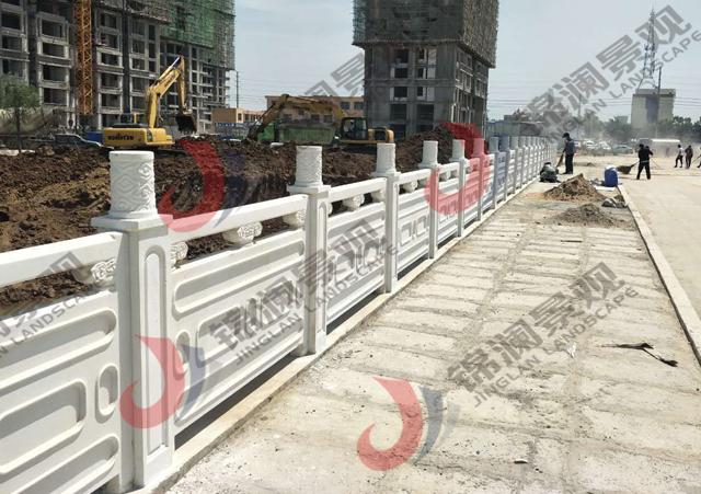 桥梁装饰,铸造石,桥梁栏杆,铸造石栏杆-锦澜景观