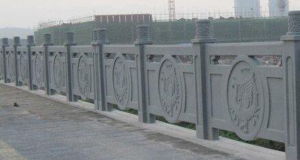 铸造石栏杆为什么备受人们欢迎