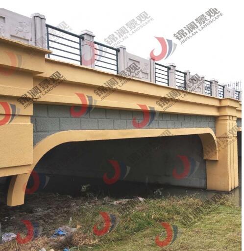 桥梁栏杆及桥面铺装的施工介绍